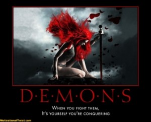 demons-conquer-myself